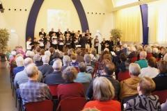Jublileumconcert 2017 - een volle zaal